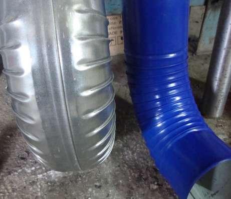 Станки для производства водосточных труб, желобов, воронок