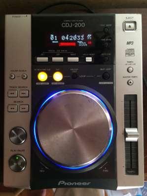 CD-проигрыватель cdj-200