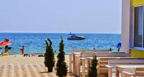 Семейный отдых на Черном море. Отель Адам и Ева. Затока 2016
