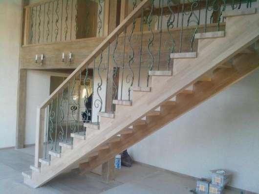 Лестницы изготовление