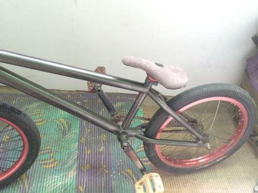 BMX stark madness ВМХ велосипед !