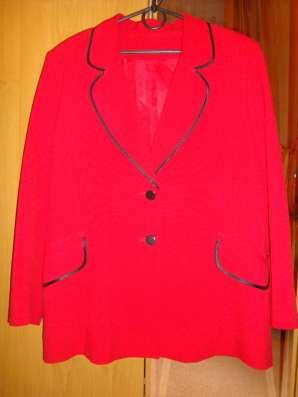 Женский классический пиджак