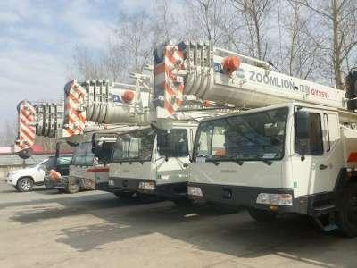 автокран XCMG QY в г. Якутск Фото 2