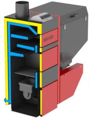 Пеллетный котел Metal - Fach (Метал Фах) SMART BIO 15 кВт