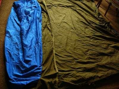 Палатка Лесная 4-х местная