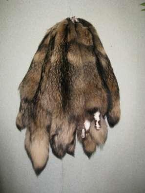 Меховые изделия Россия Мех енота в Москве Фото 3