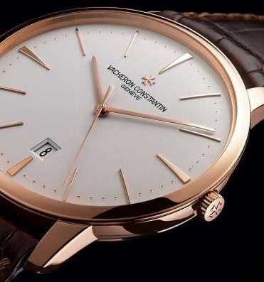 Оригинальные часы Vacheron Constantin в Москве Фото 3