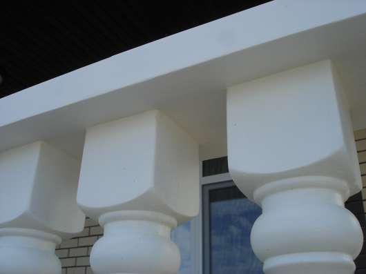 Балюстрада бетонная и нестандартные изделия недорого!