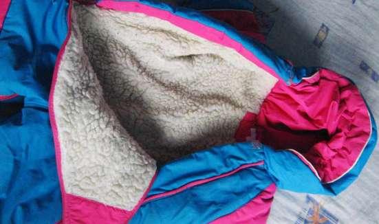 Зимний детский комбинезон трансформер на меху