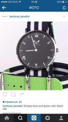 Наручные часы из Италии Barbosa в Москве Фото 4