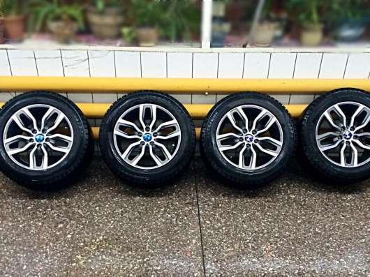 Комплект колес на BMW Х5