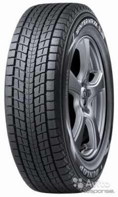 Новые липучки Dunlop 225/55 R18 Winter Maxx SJ8