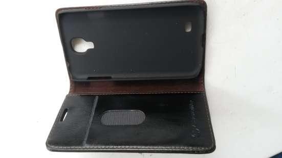 Кожаный чехол для Samsung Galaxy S4