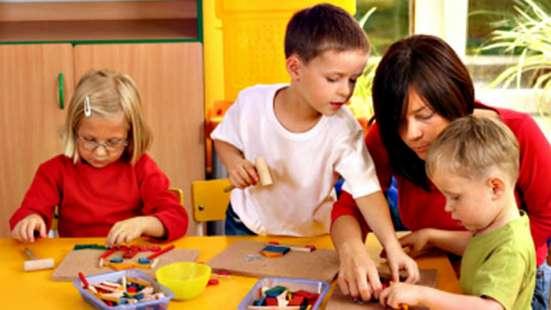 Новый филиал детского сада