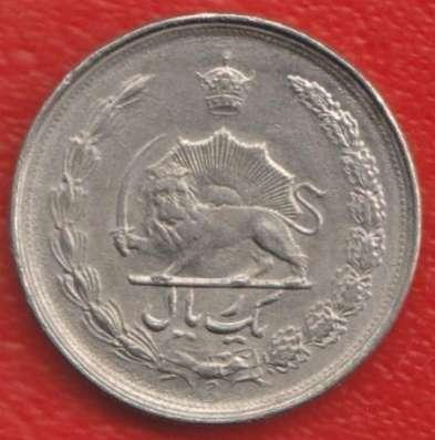 Иран 1 риал 1977 г.