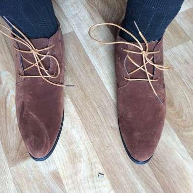 Ботинки зимние мужские новые 43 размер
