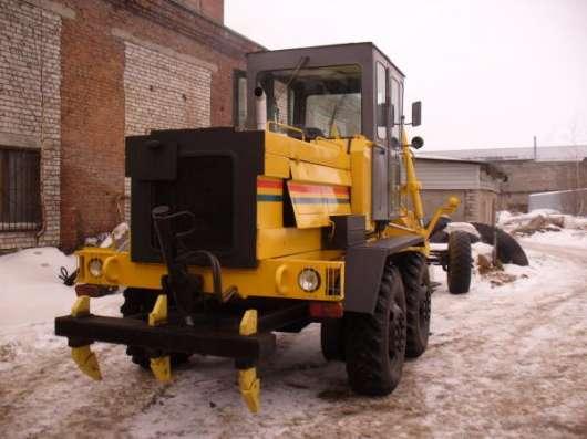 Автогрейдер ДЗ-122 с предпродажной подготовкой
