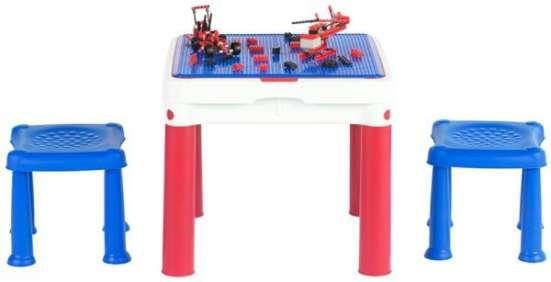 Стол детский-игровой на 3-7 лет. швеция