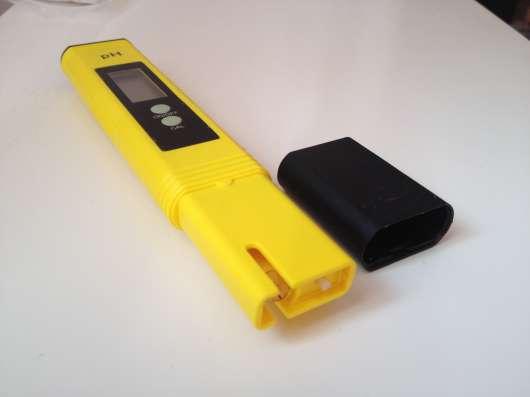 PH-метр (точность 0.01) измеритель кислотности в Уфе Фото 1