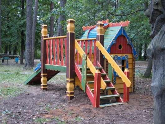 Детские игровые комплексы для детей в Подольске Фото 1