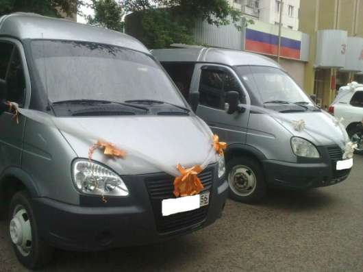 Заказ пассажирской газели в Оренбурге Фото 1