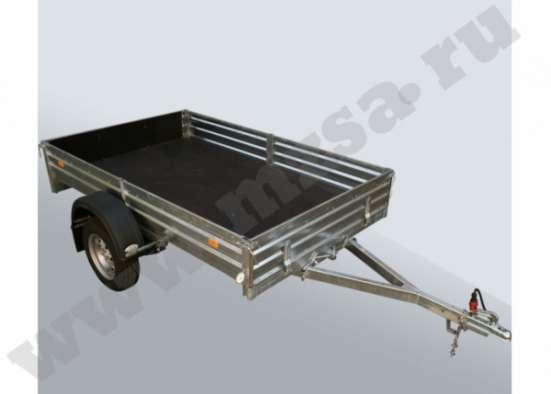 Прицеп для перевозки снегоходов квадроциклов и грузов МЗСА