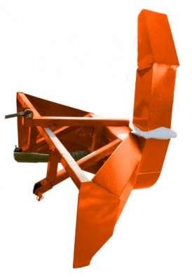 Снегоочиститель роторный для минитрактора Уралец Н14