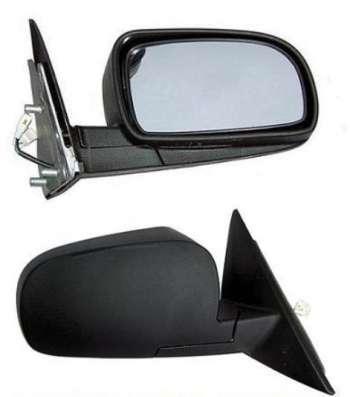 Зеркало ВАЗ 2170-72 ПРИОРА правое электро+обогрев штатное