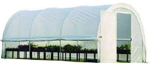 Теплица-в-Коробке 3x6x2,4м, круглая крыша CoverIT