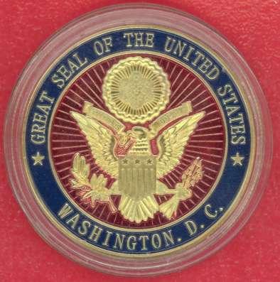 Жетон Медаль США Пентагон в Орле Фото 1
