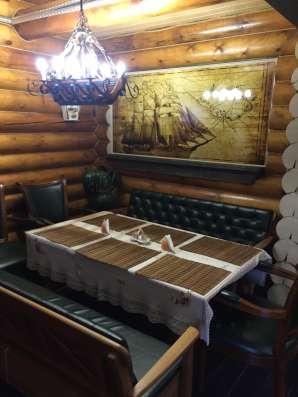 Русская банька на дровах