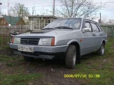 подержанный автомобиль ВАЗ 21099, цена 80 000 руб.,в Первоуральске Фото 4