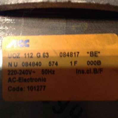 стиральную машину Gorenje Мотор Gorenje 101277