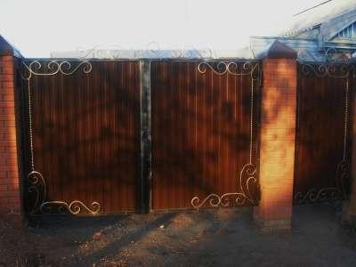 Изготовление кованных , дверей, решёток в г. Самара Фото 3