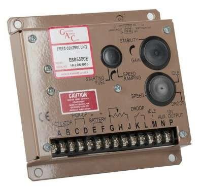 Модули контроля скорости ESD5500