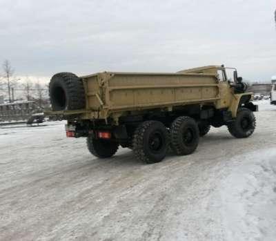 грузовой автомобиль УРАЛ 5557 сельхозник в г. Печора Фото 3