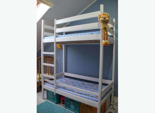 Кровать детская двухъярусная в Новосибирске Фото 1