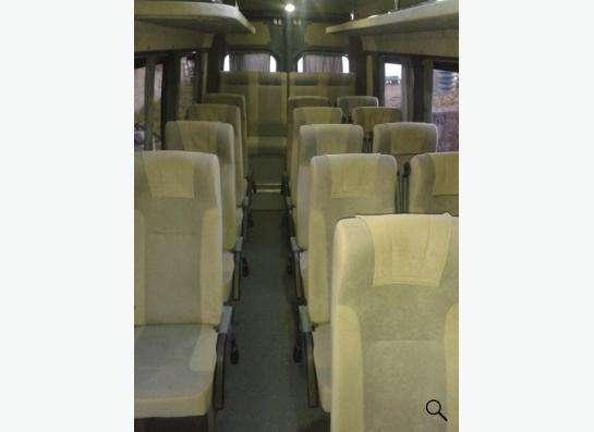 Заказ и аренда микроавтобуса Mercedes Sprinter(18-20 мест)