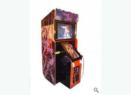 Развлекательные автоматы новые, цена низкая