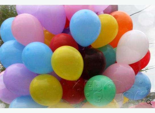 Воздушные шары с гелием в Красноярске