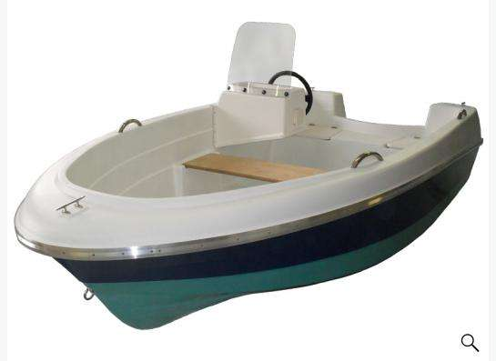 Моторная лодка Легант-350 Консоль