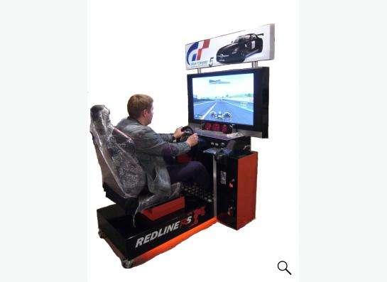 Автогонки, видео-тиры, развлекательные автоматы