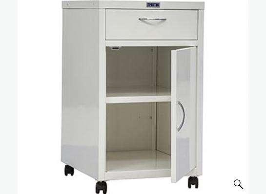 Тумба медицинская подкатная MD ТП 2 (ящик, шкаф)