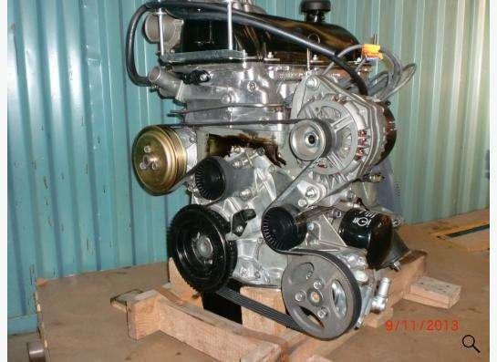 Двигатель ВАЗ -21230 (шеви-нива)