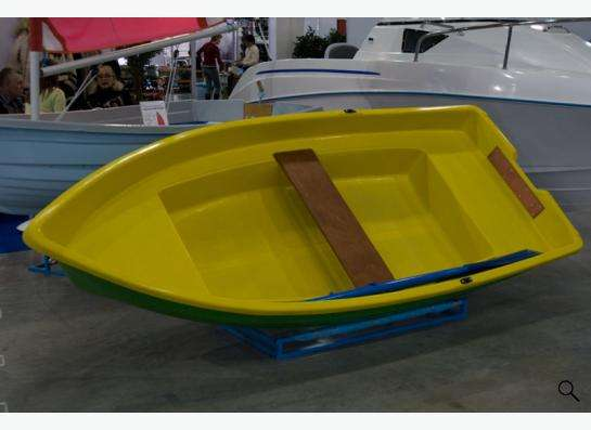 Моторно-гребня лодка Тортилла-3 в Екатеринбурге Фото 1