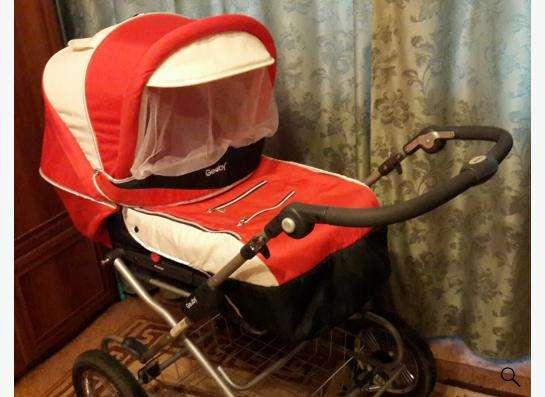 Детская коляска в Новосибирске Фото 1