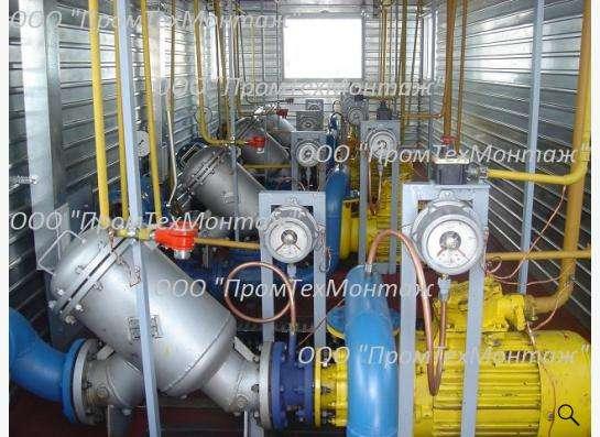Резервуары, блочные насосные станции, металлоконструкции