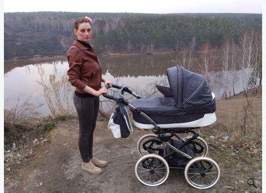 коляска Adamex LadyBird в Каменске-Уральском Фото 1