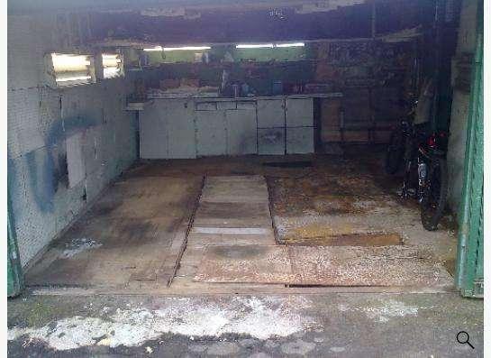 Ремонт гаража ,крыши,бетонировка пола.