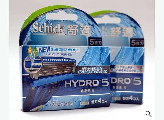 Сменные лезвия Schick Hydro 5